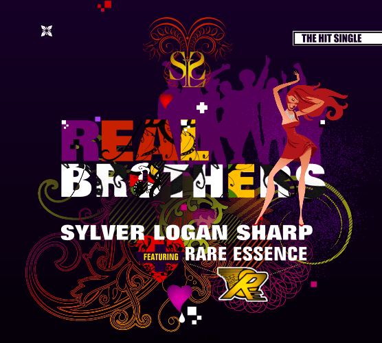 Real Brothers Featuring Rare Essence by Sylver Logan Sharp
